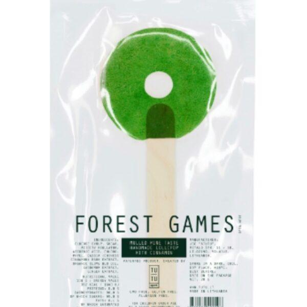 Žaisliukas žalias-saldainis ledinukas. Tutu.lt