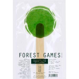 Apvalus žalias-saldainis ledinukas. Tutu.lt